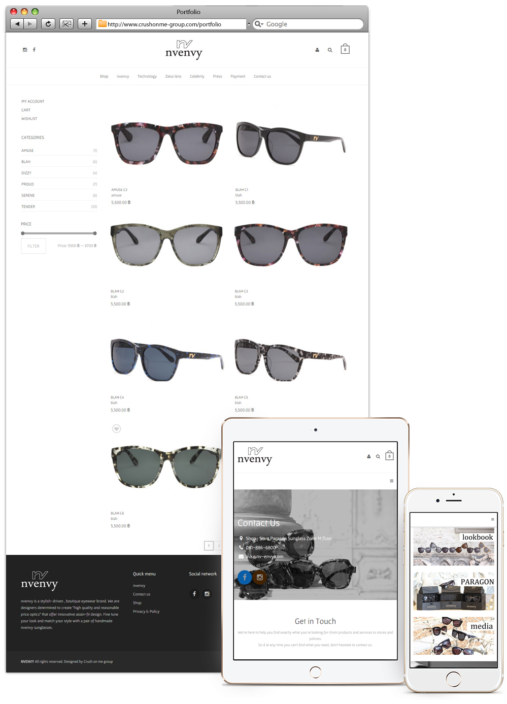 แว่นตา-nvenvy-crushonme-รับออกแบบเว็บไซต์-บริษัทรับทำ-Website-ครัชออนมี